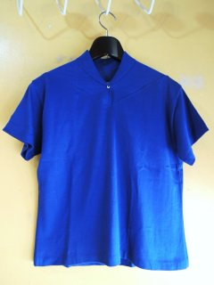1960's shawl-collar T-shirts by White Stag Deadstock