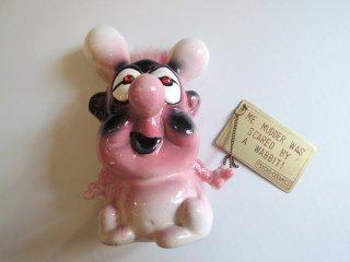 1970's KREISS PSYCHO CERAMICS Rabbit??