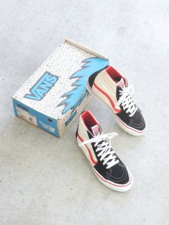<img class='new_mark_img1' src='https://img.shop-pro.jp/img/new/icons35.gif' style='border:none;display:inline;margin:0px;padding:0px;width:auto;' />1980's VANS SK8 Hi MADE in USA with BOX