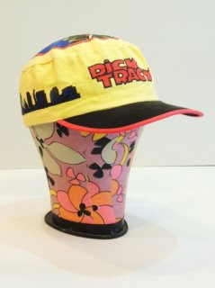 <img class='new_mark_img1' src='https://img.shop-pro.jp/img/new/icons2.gif' style='border:none;display:inline;margin:0px;padding:0px;width:auto;' />1980's DICK TRACY Hat