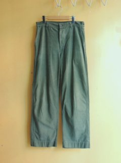 <img class='new_mark_img1' src='https://img.shop-pro.jp/img/new/icons2.gif' style='border:none;display:inline;margin:0px;padding:0px;width:auto;' />〜1960's Utility TROUSERS