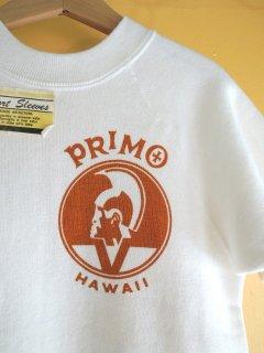 1960's PRIMO s/s SWEATSHIRTs Deadstock
