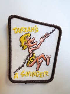 1970~80's deadstock PATCH