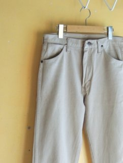 1980's Wrangler 13MWZ 5pocket Color Jeans - made in U.S.A