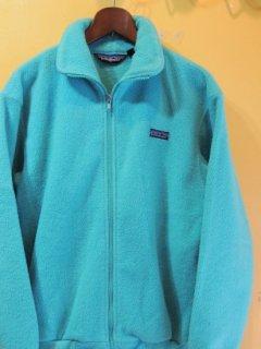 〜1990's PATAGONIA Fleece Jacket - 3角タグ / US製
