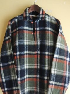 <img class='new_mark_img1' src='https://img.shop-pro.jp/img/new/icons2.gif' style='border:none;display:inline;margin:0px;padding:0px;width:auto;' />PURITAN SPORTSWEAR  Plaid Wool Pull Over Shirts