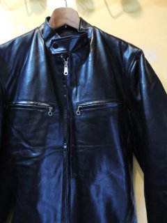 <img class='new_mark_img1' src='https://img.shop-pro.jp/img/new/icons2.gif' style='border:none;display:inline;margin:0px;padding:0px;width:auto;' />1970's vinyl MOTORCYCLE JACKET by Branco