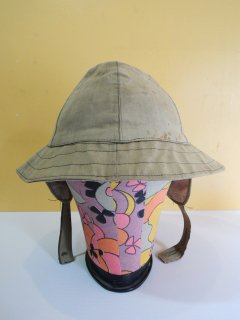 〜1940's OUTDOOR HAT with EARPAD