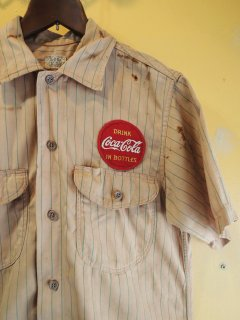 1960's Coca Cola SHIRTs by Lee