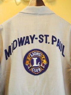 1960's LIONS CLUB 2B JACKET