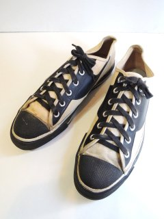 1960's canvas shoes by Jeepers