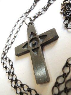 1970's cross-pendant by R.TENNESMED SWEDEN