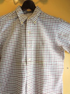 1960's Franklin's B/D SHIRTs DEADSTOCK