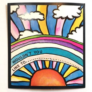 1960's invitation CARDs deadstock