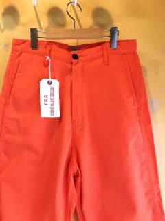 New !! Neon Color WORK PANTs by Sunday Works