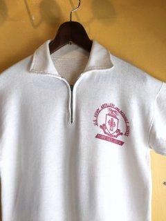 1960's cut-off SWEATSHIRTs of US.ARMY SCHOOL