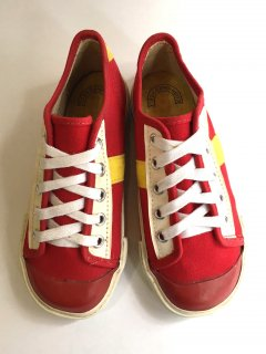 1970's red Keds for Kids deadstock