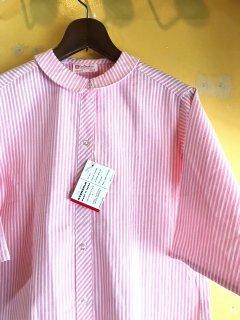 1960's seersucker blouse by