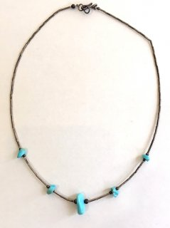 <img class='new_mark_img1' src='https://img.shop-pro.jp/img/new/icons2.gif' style='border:none;display:inline;margin:0px;padding:0px;width:auto;' />vintage turquoise necklace �