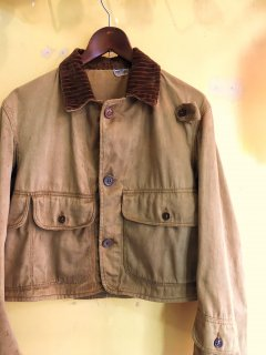 1950's vintage outdoor jacket with 9-pockets