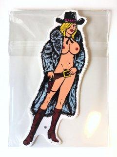 1970's deadstock erotic STICKERs 26