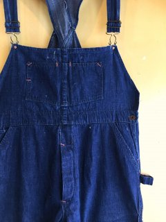 <img class='new_mark_img1' src='https://img.shop-pro.jp/img/new/icons2.gif' style='border:none;display:inline;margin:0px;padding:0px;width:auto;' />1930~40's denim overalls
