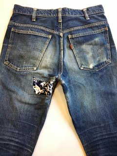 〜1970's Levi's 646 with PATCHes
