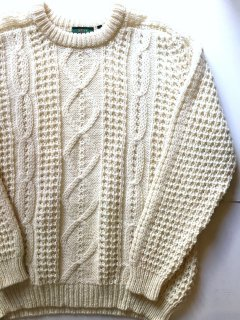 fisherman sweater by