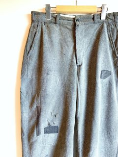 1940's salt & pepper work pants