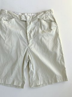 1960's pique shorts MADE OF Pepperell FABRIC