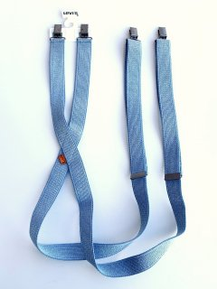 1970's deadstock SUSPENDER by