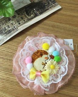 ハリネズミさんロゼット 〜1〜