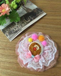 ハリネズミさんロゼット 〜2〜