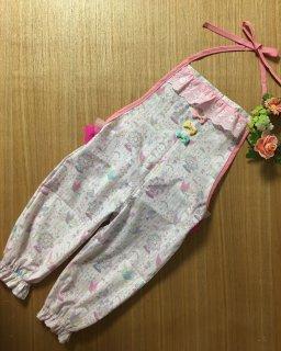 サロペット 〜ピンク〜