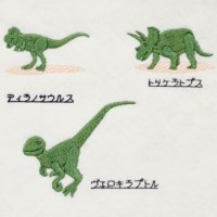 ワンコイン・デザインPack33(恐竜B 3種類)