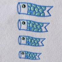 ワンコイン・デザインPack42(こいのぼりA  4サイズ)