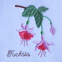 ワンコイン・デザインPack96(フクシア (フクシャ)  3種類)刺繍データ