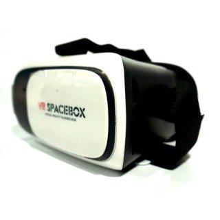 【特価】【スマホ用】VR SPACEBOX(スペースボックス)【4.5〜6インチスマホ対応】
