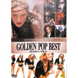 【特価】【DVD】GOLDEN POP BEST VOL.6
