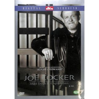 【特価】【DVD】JOE COCKER  Mad Dogs & Englishmen ジョー・コッカー