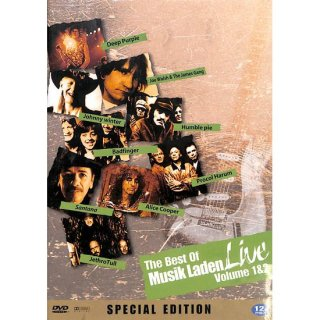 【特価】【DVD】The Best of Musik Laden Live Volume1&2