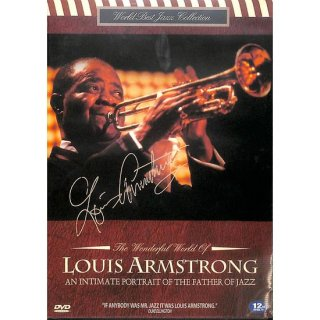 【特価】【DVD】The Wonderful World Of LOUIS ARMSTRONG ルイ・アームストロング