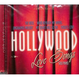 HOLLYWOOD LOVE SONGS/ハリウッド・ラブ・ソング【カナダ輸入盤】