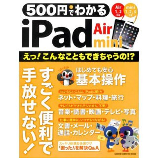 【50%OFF】500円でわかる iPad Air mini