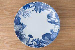 有田HOUEN 有田四様 | 鍋島様式 | 大皿 つばめ紋