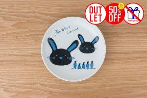 Animal | プレート Rabbit&Carrot