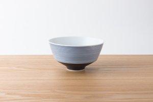 ARITA PORCELAIN LAB | 丼 呉須千段(藍)