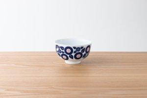 HANA | 飯碗 青い花