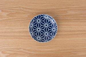 KOMON | 取皿 | 麻の葉