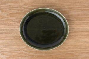 OVAL | 楕円皿(大) オリベ